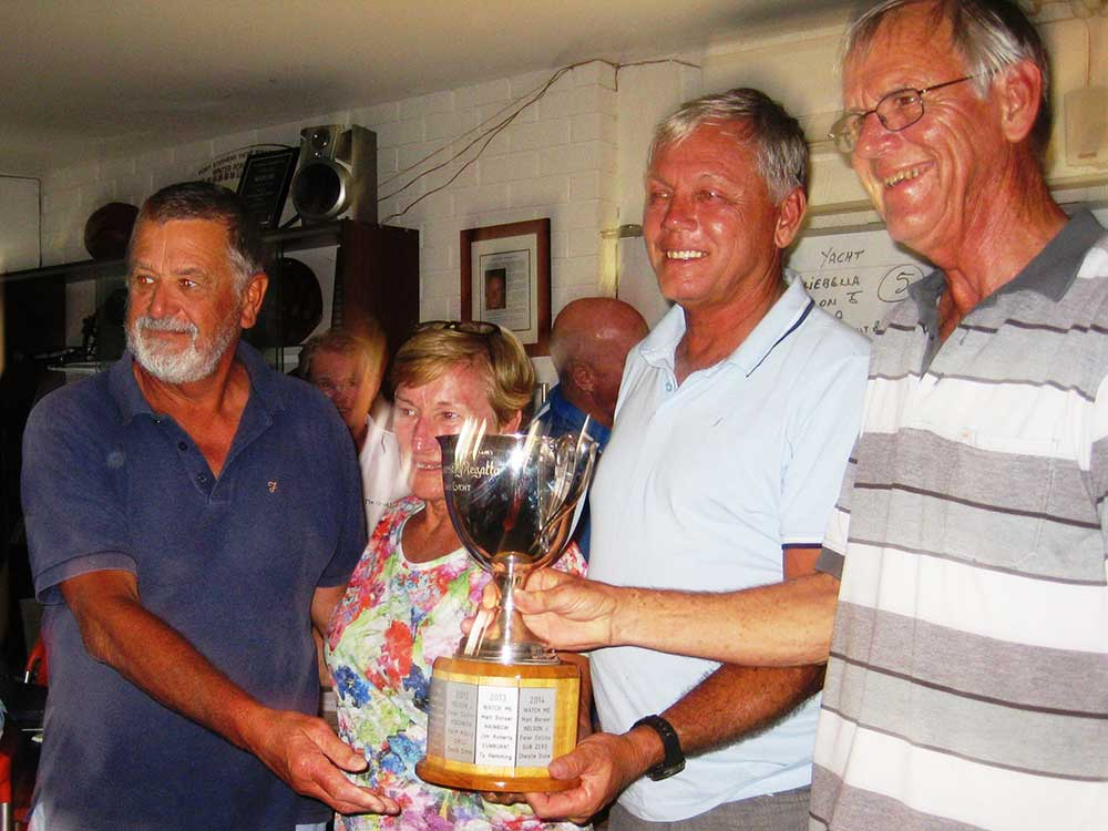 Trophy Winners - Social & Competitive Sailing Club - Port Stephens Yacht Club