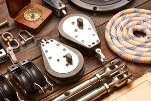 Equipment audit - Social & Competitive Sailing Club - Port Stephens Yacht Club