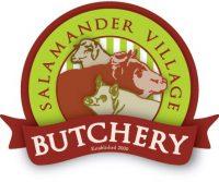 Salamander-Village-Butchery logo