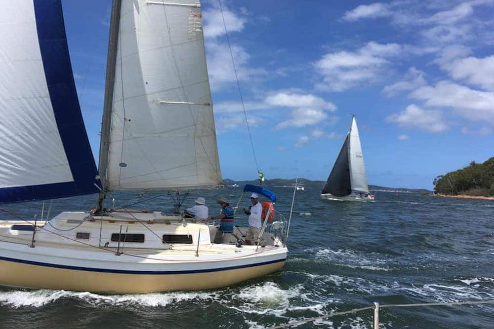 Breakout series - Social & Competitive Sailing Club - Port Stephens Yacht Club