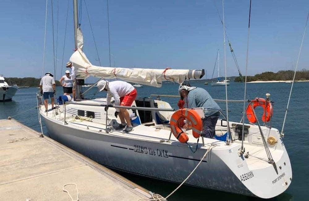 Use of the Marina - Port Stephens Yacht Club