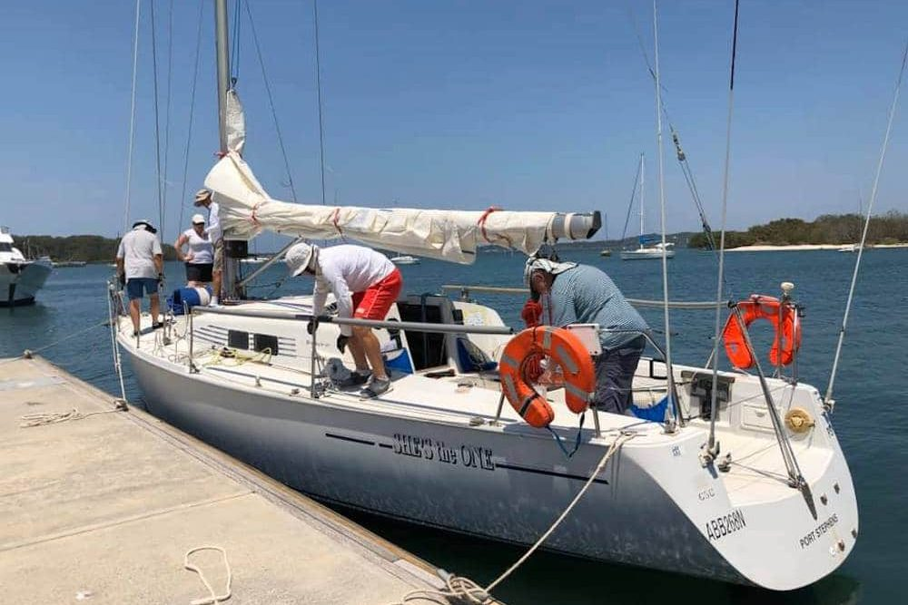 Use of the Marina - Port Stephens Yacht Club