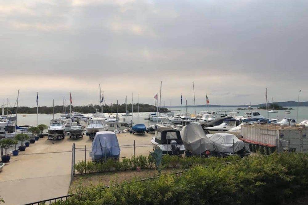 Club Moorings - Social & Competitive Sailing Club - Port Stephens Yacht Club