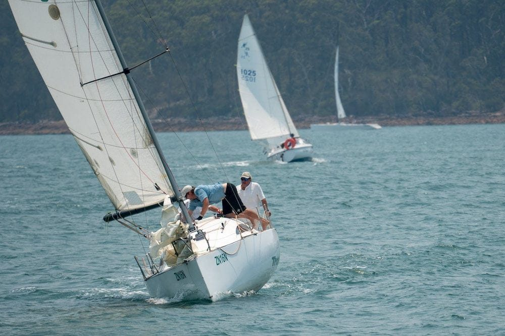 Notice of races - Social & Competitive Sailing Club - Port Stephens Yacht Club
