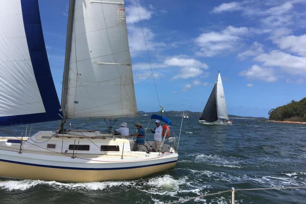 Race start times - Social & Competitive Sailing Club - Port Stephens Yacht Club