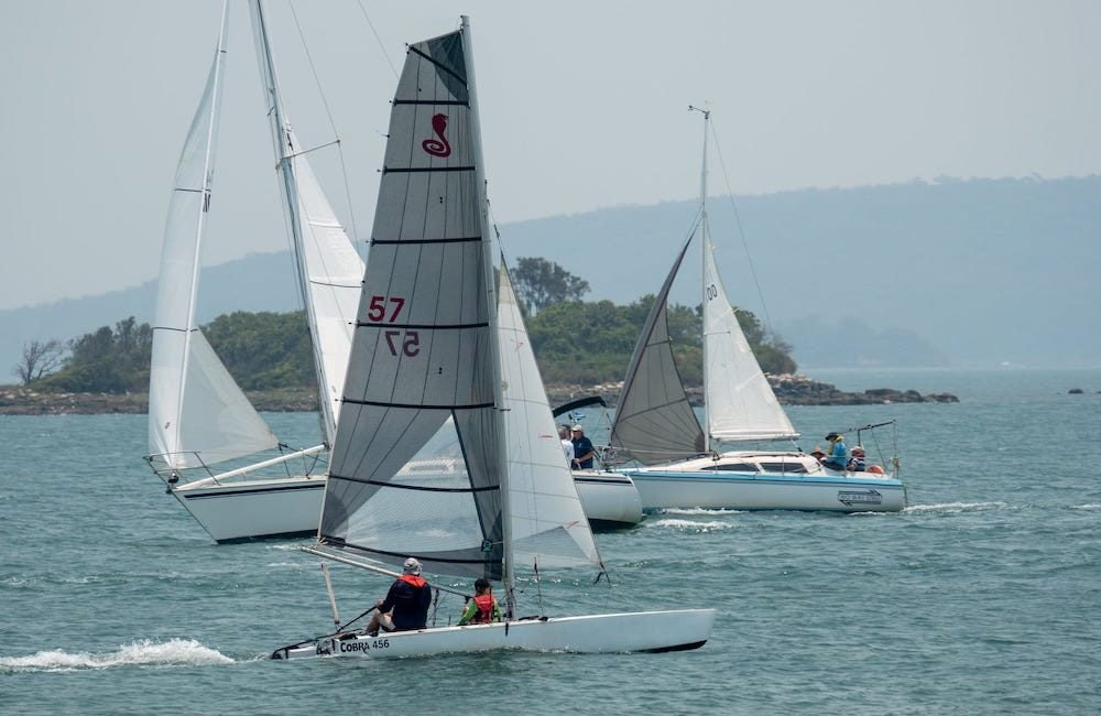 Sailing programme - Social & Competitive Sailing Club - Port Stephens Yacht Club