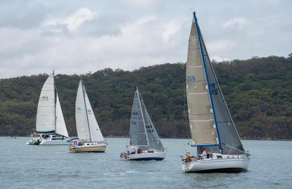 Crewing Register - Port Stephens Yacht Club